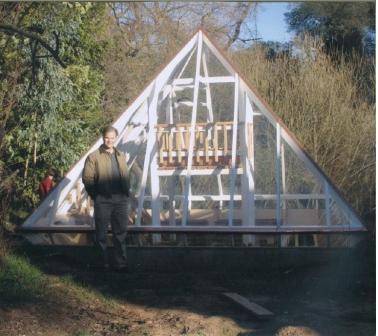 Greenhouse Designs Pyramid